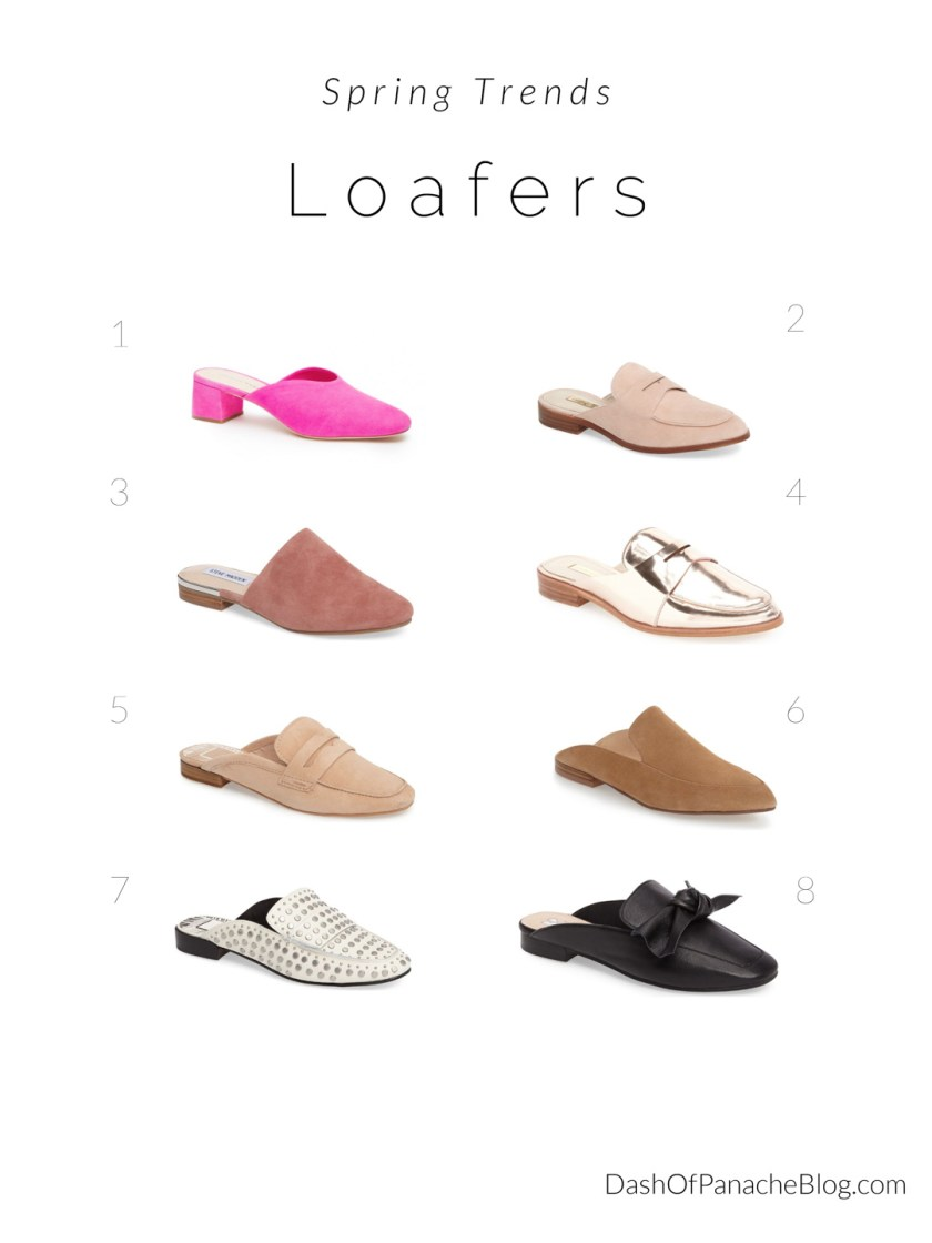 Spring trends Loafers
