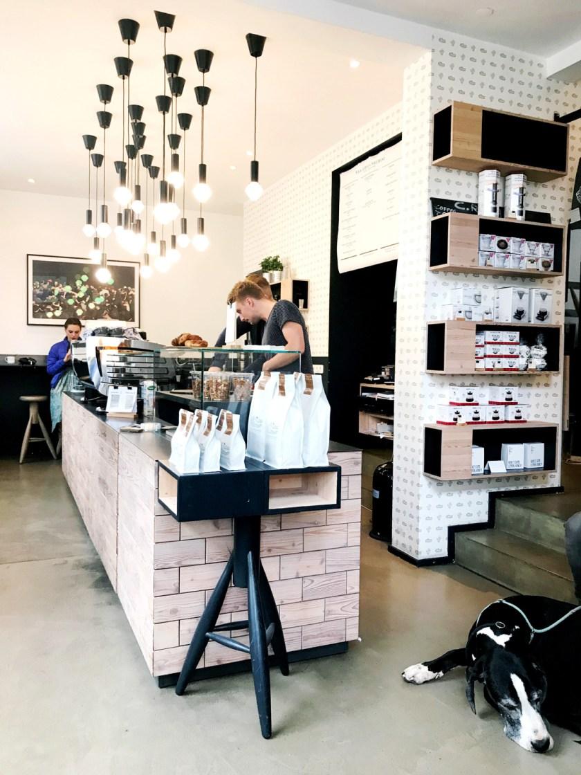 Coffee in Munich Germany