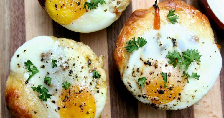 Egg Biscuit Bakes