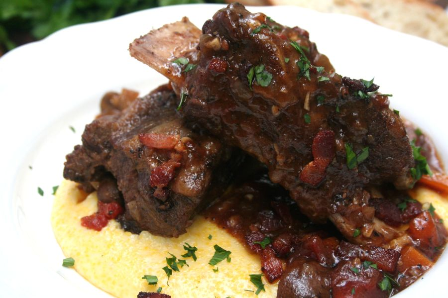 Guinness Braised Short Ribs