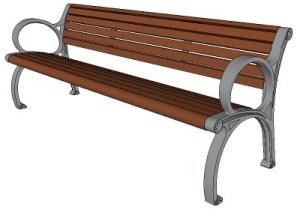 Lynn Gressley's Bench