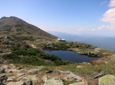 Day2 - Lake of Clouds Hut.