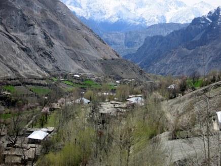 Shabronz Village