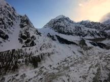 Little TrichMir Ridge