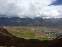 Meadows from BuniZom Pass