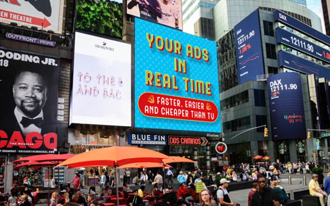 Why OOH Is Stealing Ad Dollars From Television