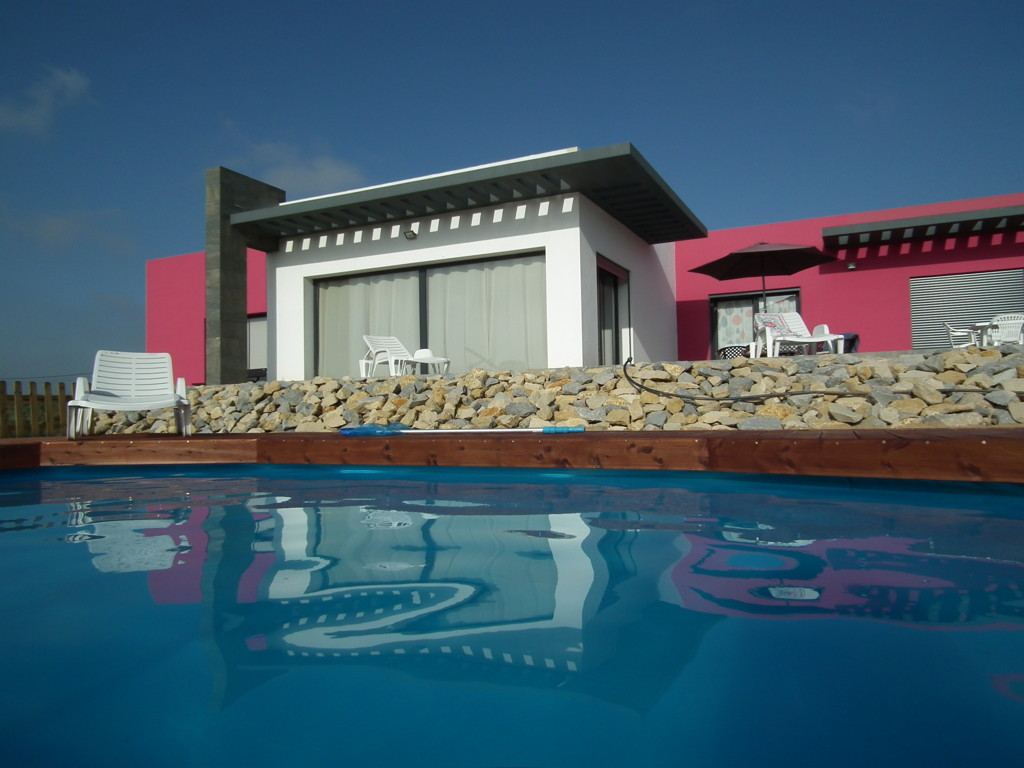 Poolvilla Henrique