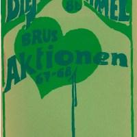 Künstlerzeitschrift | Artists' magazine: Günter Brus. Die Schastrommel, 1969-1977