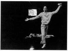 Merce Cunningham, Tango, 1982