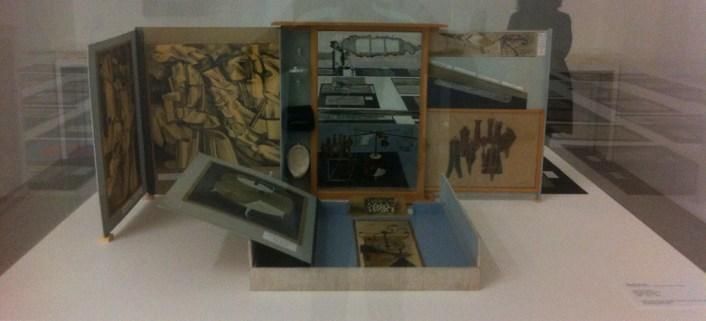 "Marcel Duchamps Boite-en-valise (""Kofferschachtel"")"