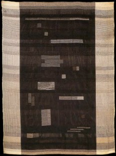 Anni Albers, Ancient Writing, 1936, Kunstseide, Leinen, Baumwolle, Jute, 149,8 x 111 cm, National Museum of American Art, Smithsonian Institution, Washington, D.C.