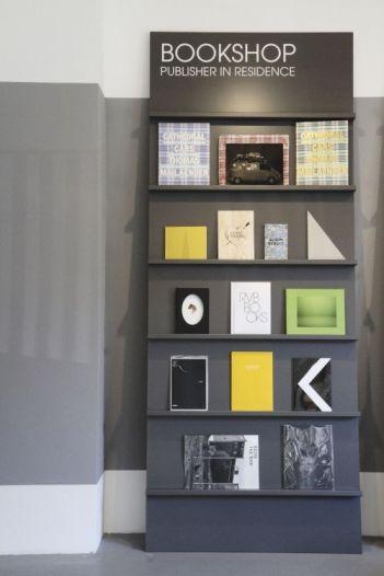Publisher in Residence: RVB Books © Galerie OstLicht