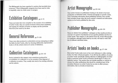 Arnaud Desjardin: The BOBOAB - The book on books on artists books, 2nd Ed., 2013
