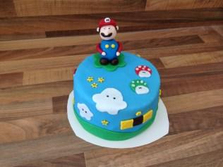 Super- Mario-Torte