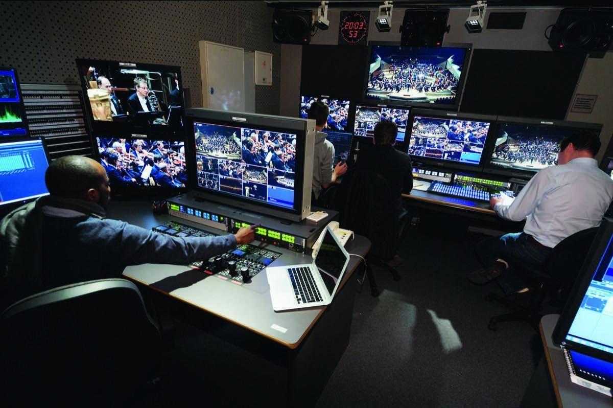 Digitaler Konzertsaal: Weltweit auf hohem Niveau