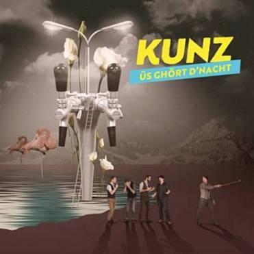 Die neue Single «Üs ghört d'Nacht» VÖ Digital: 06.01.17
