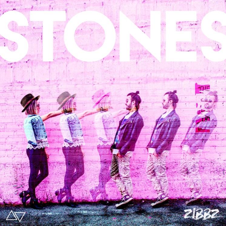 Die neue Single «Stones» Vö: 09.01.18