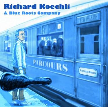 Das neue Album «Parcours» Vö: 16.03.18