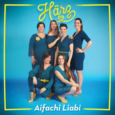 Die neue Single «Aifachi Liabi» Vö: 04.05.18