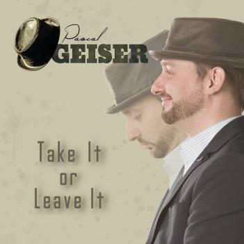 Die aktuelle Single «Take It Or Leave It»