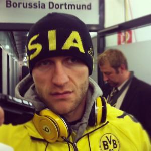 Jakub Blaszczykowski - genannt Kuba - von Borussia Dortmund spielte im Derby gegen Schalke statt dem Ur-Dortmunder Kevin Großkreutz