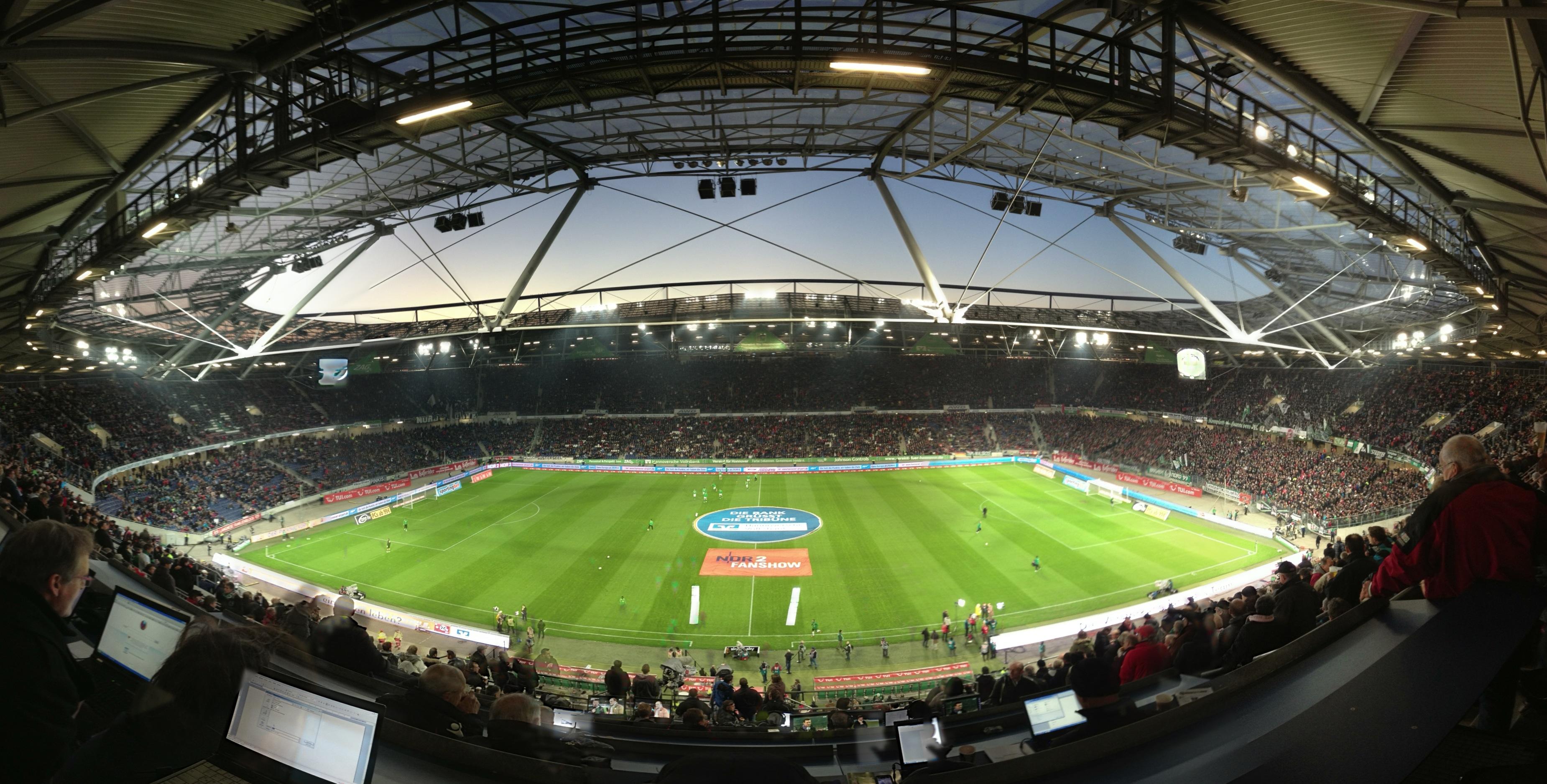Borussia Mönchengladbach Gegen Hannover 96