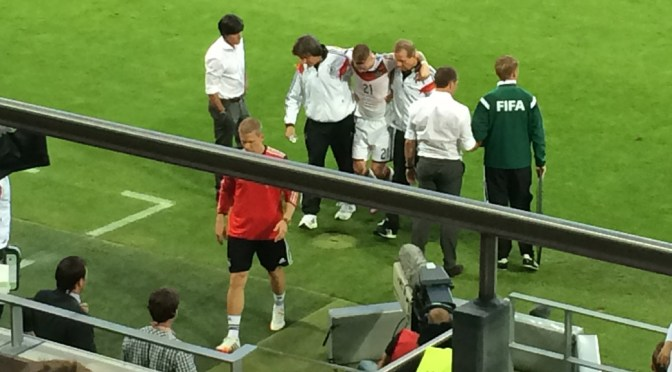 Reus-Schock verhindert WM-Euphorie beim DFB – Höwedes stark