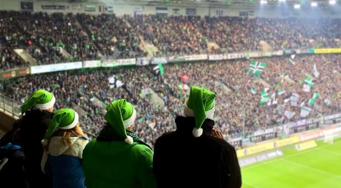 Gladbach bügelt Delle aus – Abwärtstrend gegen Berlin gestoppt