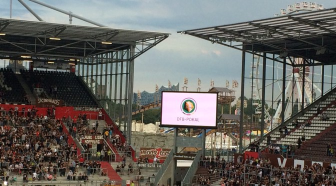 Nach Stotterstart dreht Gladbach das Pokalspiel auf St. Pauli