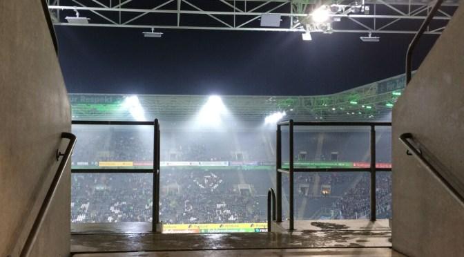 Borussia Mönchengladbach empfängt den FC Schalke 04. Foto: David Nienhaus