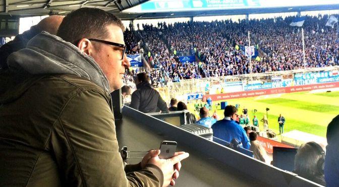 Keine Frist für Nordtveit – Interview mit Gladbach-Manager Eberl