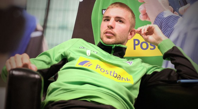 Christoph Kramer von Borussia mönchengladbach im interview mit david nienhaus