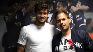 Interview mit Tobias Strobl von Borussia Mönchengladbach. Foto: David Nienhaus