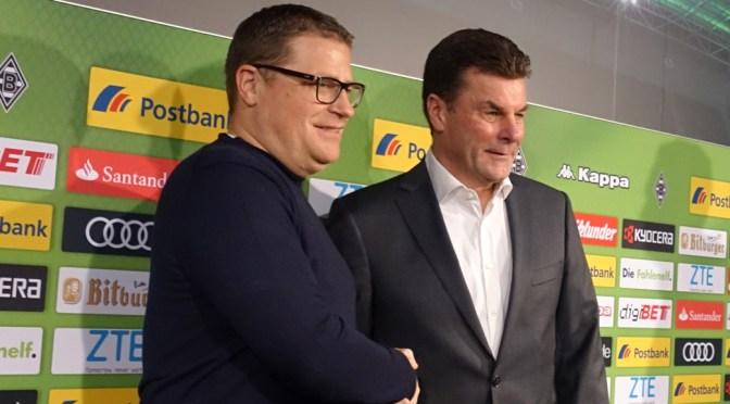 F.A.Z.: Neuer Trainer da – Gladbach präsentiert Hecking