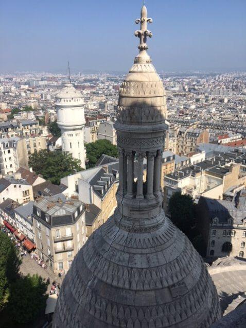 Sacré Coœur de Montmartre
