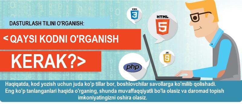 Dasturlash_kodni_o'rganish