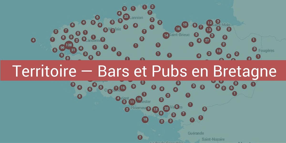 Header de Bars et pubs en Bretagne