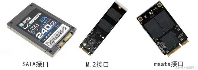 固態硬碟接頭這麼多,該如何選擇?