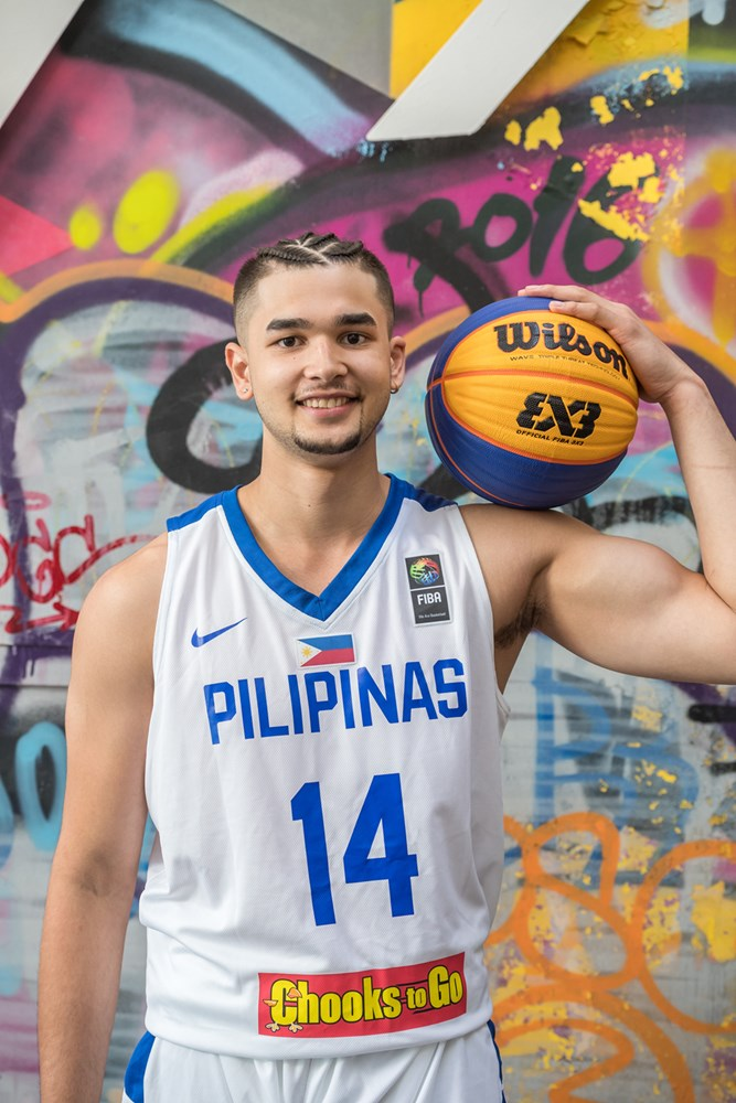 Kobe Paras clutch as Philippines win 3x3 Worlc Cup opener