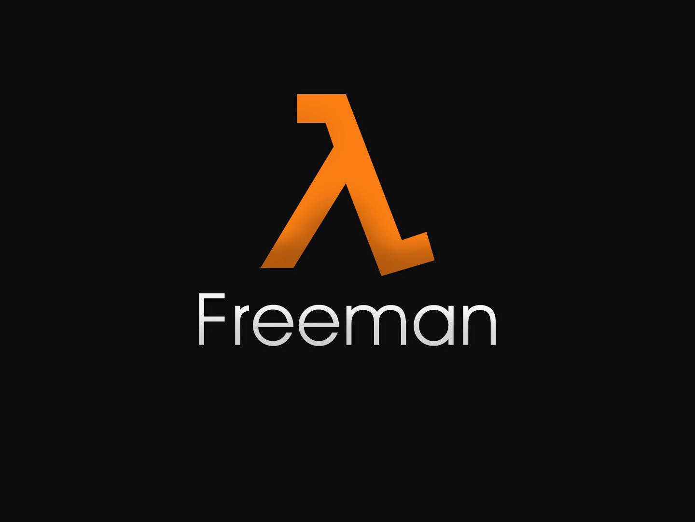 Freeman Half Life Hd Desktop Wallpaper Widescreen