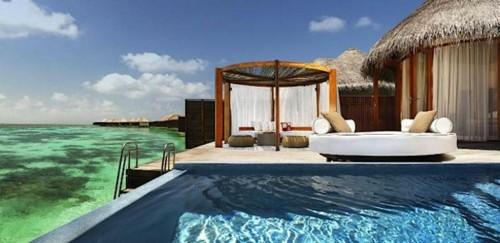 Thiên đường Retreat W và Spa Maldives | ảnh 8