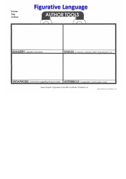 59 Literature Worksheet Templates Free To Download In