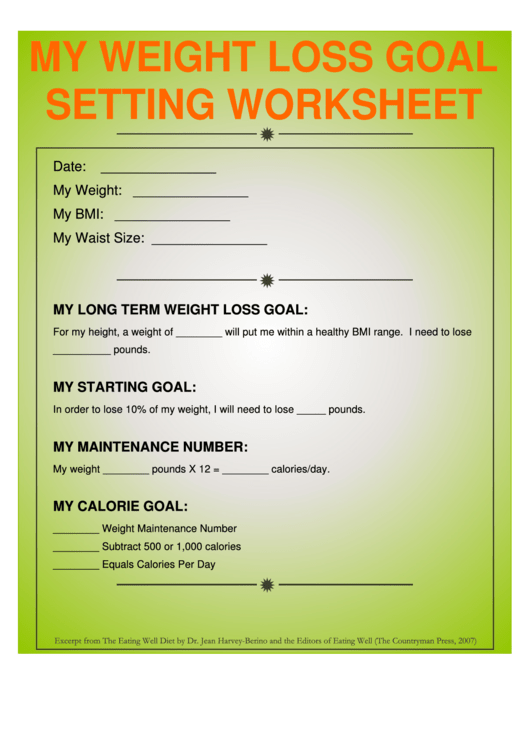 Top Weight Loss Certificate Template