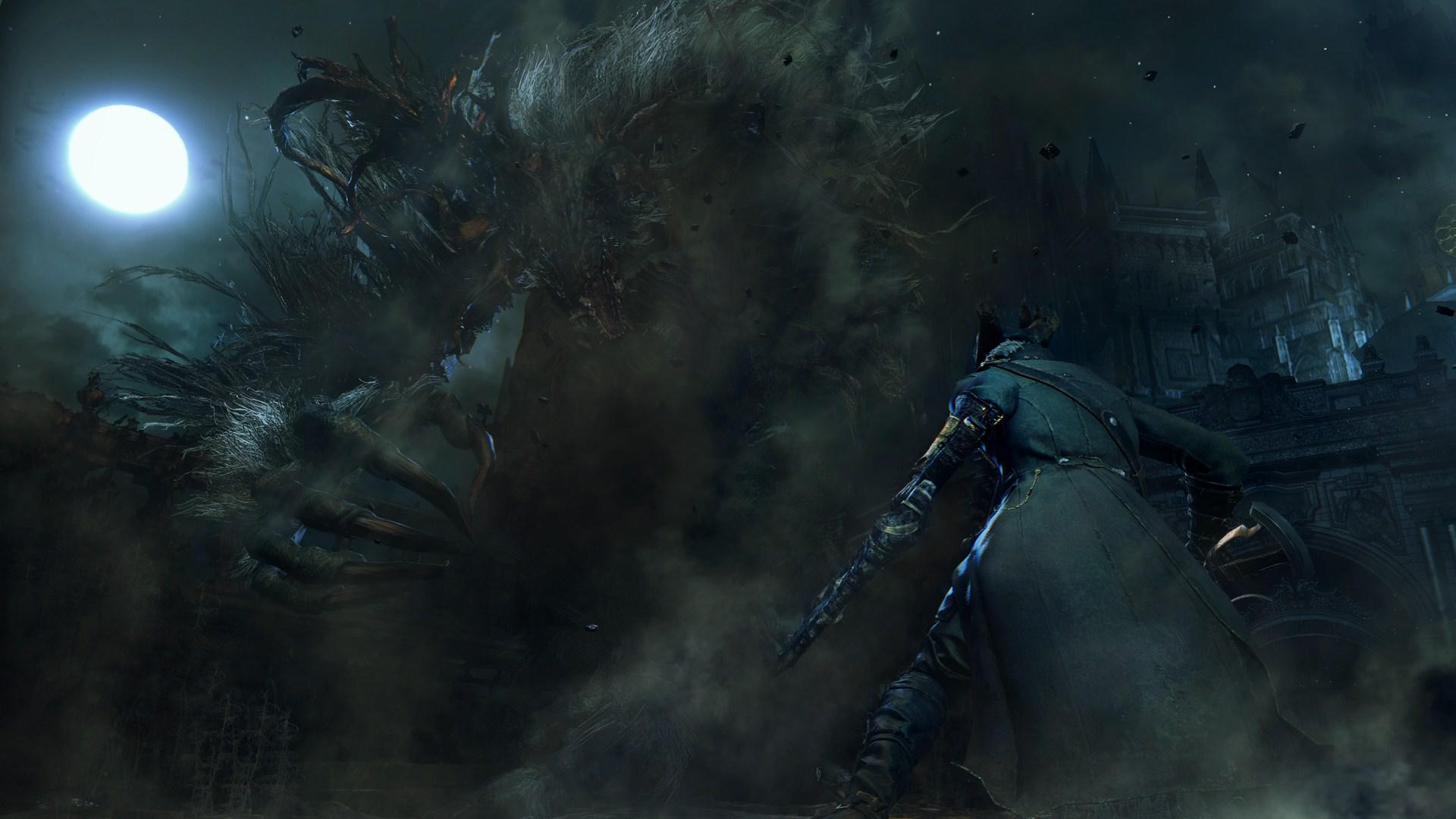 HD Bloodborne PS4 Game Wallpaper Download Free 139968