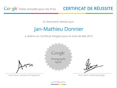 Google Business Photos - Top Performer - Genève, Suisse