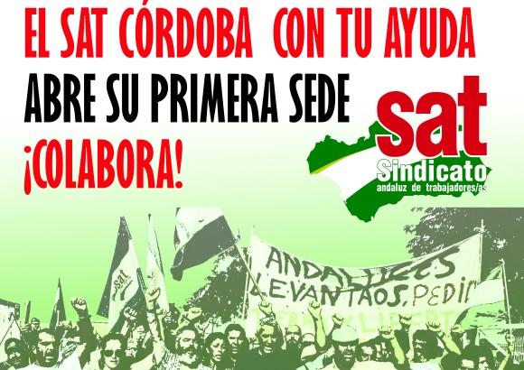 Apertura de una sede del SAT en Córdoba