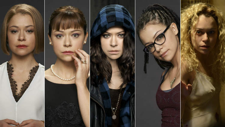 The Many Faces of Tatiana Maslany