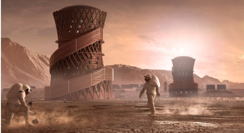 SpaceX confirms its plans to build advanced cities on Mars and Moon