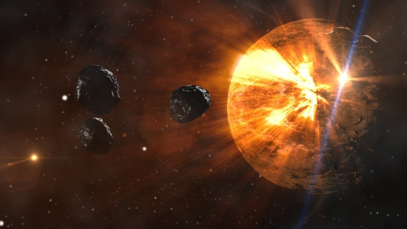 Dangerous asteroid to whiz past earth next month but worries over Yarkovsky effect remain writ large