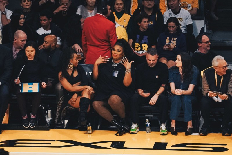Not Kylie Jenner, Kyle Kuzma dating rumours surface, as Lizzo twerks her way through Lakers game